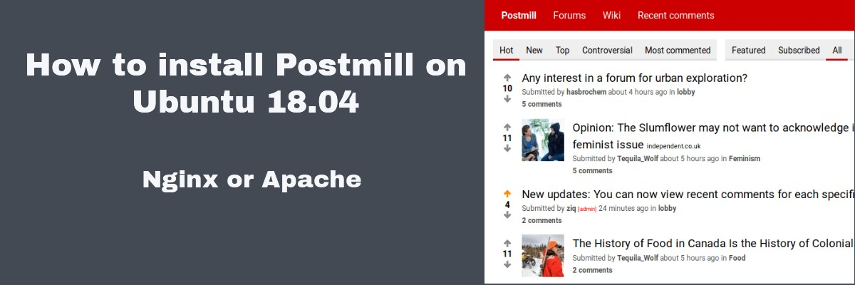 postmill banner
